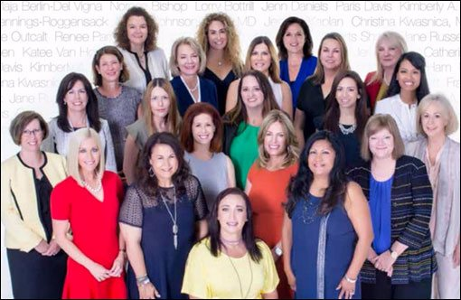 Renee Parsons with AZ Business Women