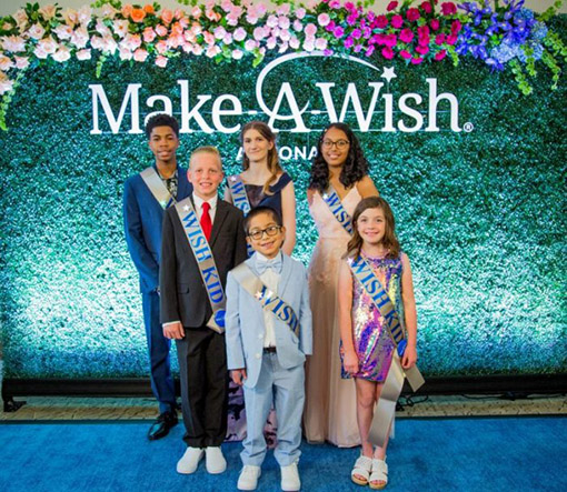 Make-A-Wish Arizona at 2019 Wish Ball