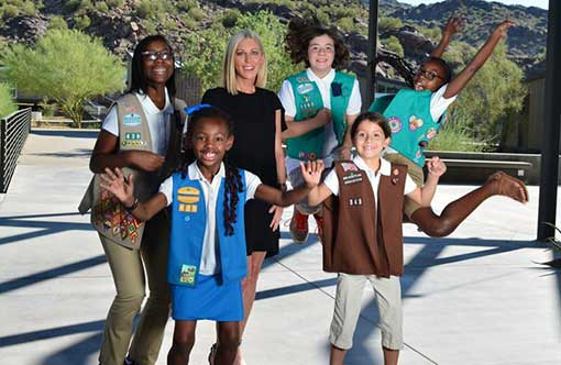 Girl Scouts 2020 Cookie Boss, Renee Parsons, Talks Cookies and Empowering Young Women