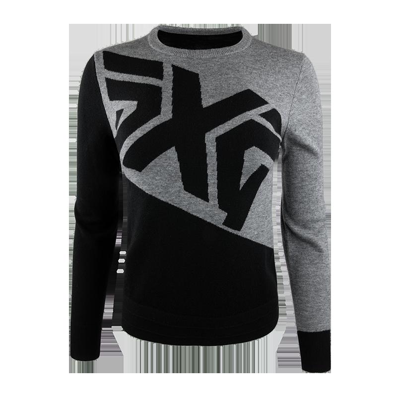 Womens-Bold-Logo-Wool-Blend-Sweater-800x800