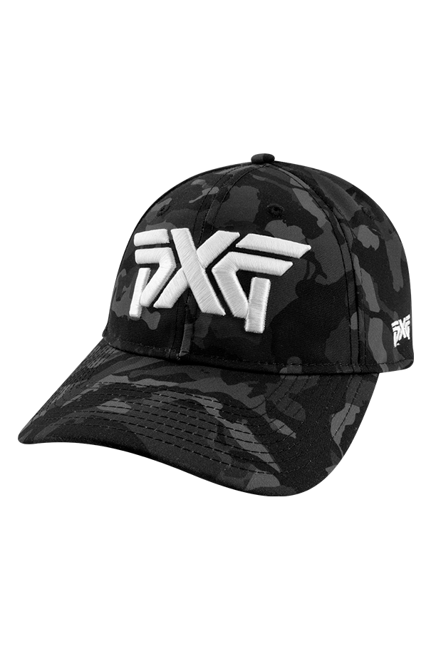 Fairway Camo 920 Cap Black