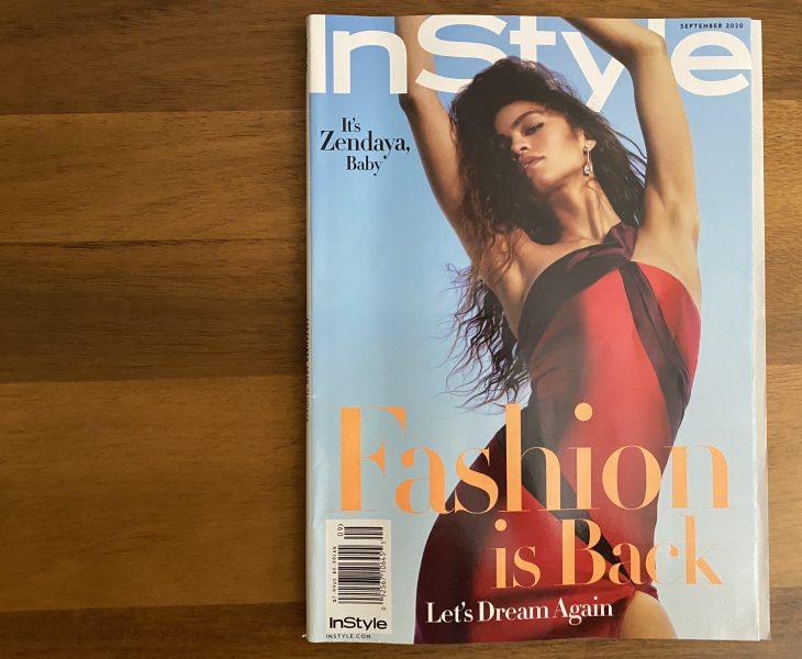 instyle magazine cover septemebr 2020