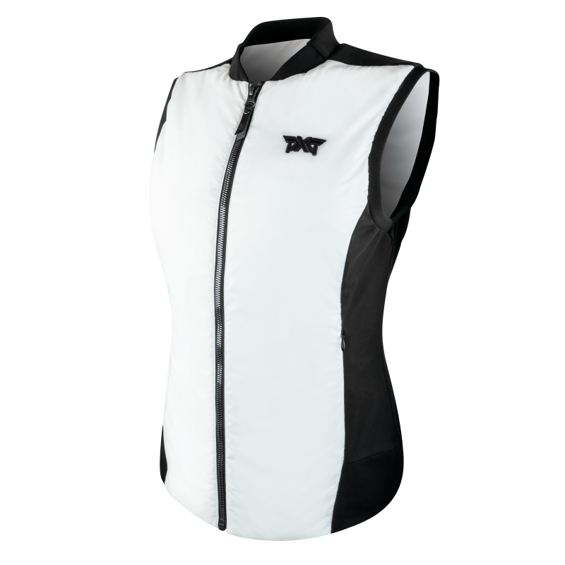 Womens Quilted Core Down Hybrid Vest