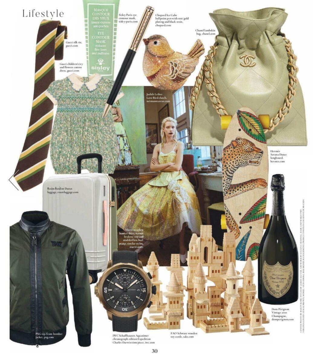modern luxury pxg apparel