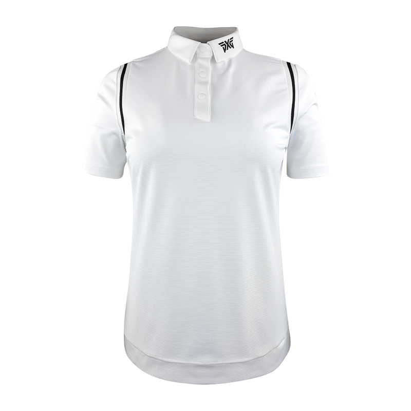 Womens-Striped-Everyday-Performance-Polo-White-800x800