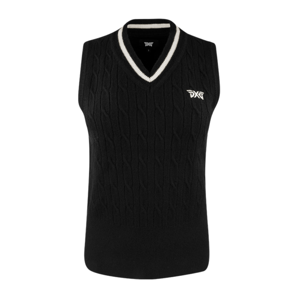 Womens-Cable-Knit-Wool-Vest-Black-800x800 (1)