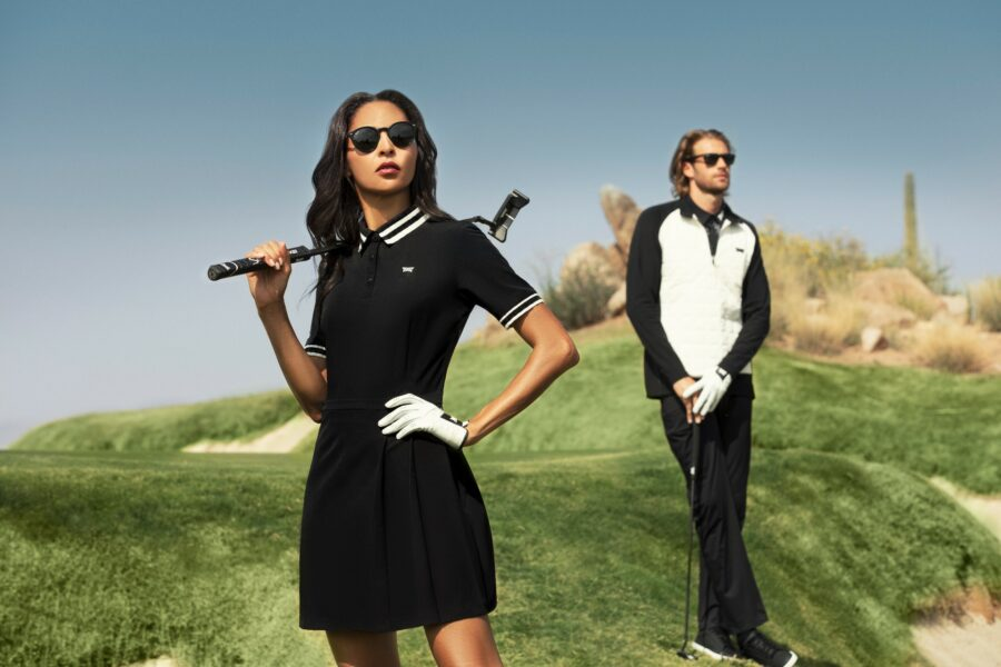 RENEE PARSONS, RP SIGNATURE POLO DRESS, PXG APPAREL
