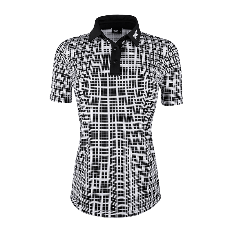 Womens-Performance-Plaid-Polo-800x800