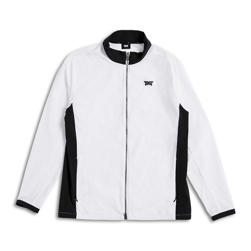 Mens-Full-Zip-Color-Block-Jacket-White-Lay-Flat-800x800