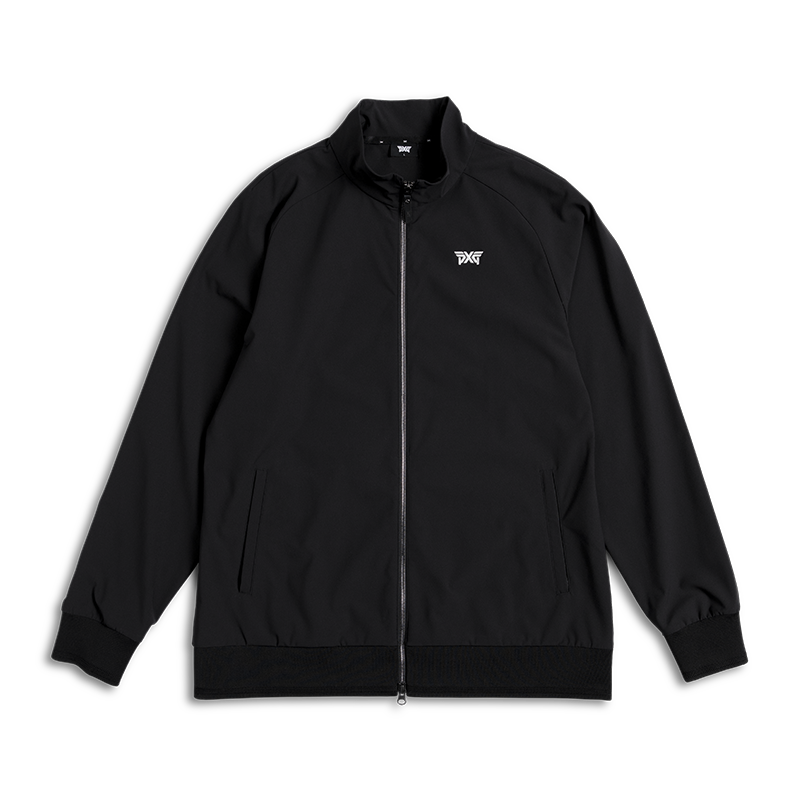 Mens-Full-Zip-Performance-Jacket-Black-Lay-Flat-800x800