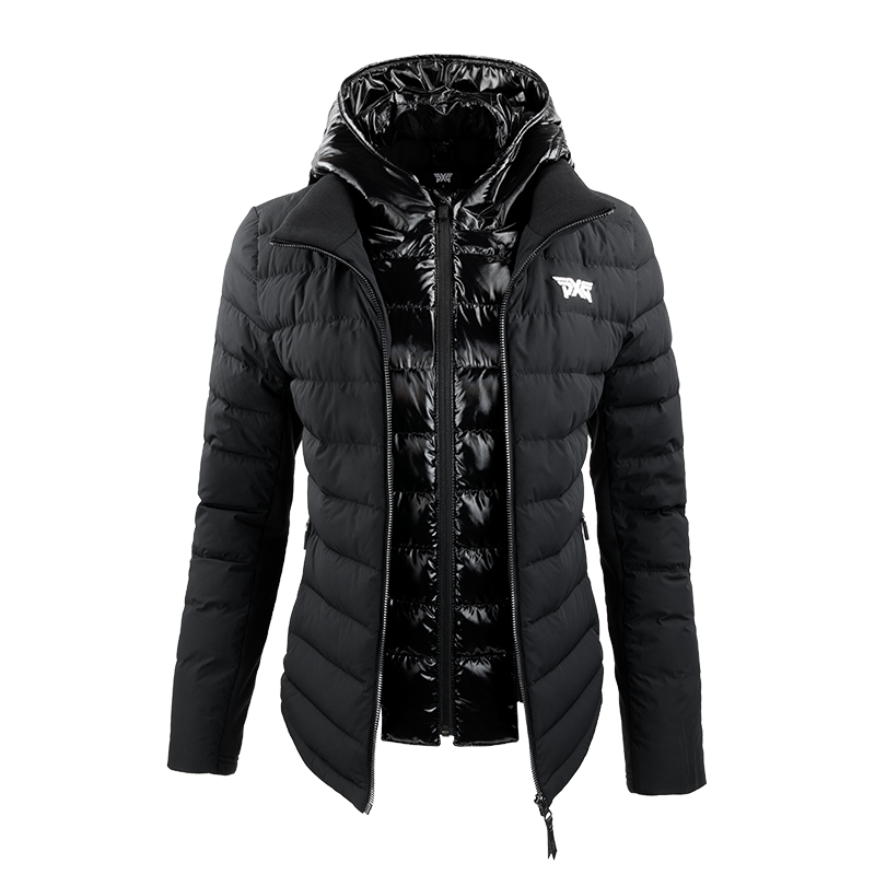 Womens-Down-Hooded-Swing-Jacket-Black-800x800 (1)