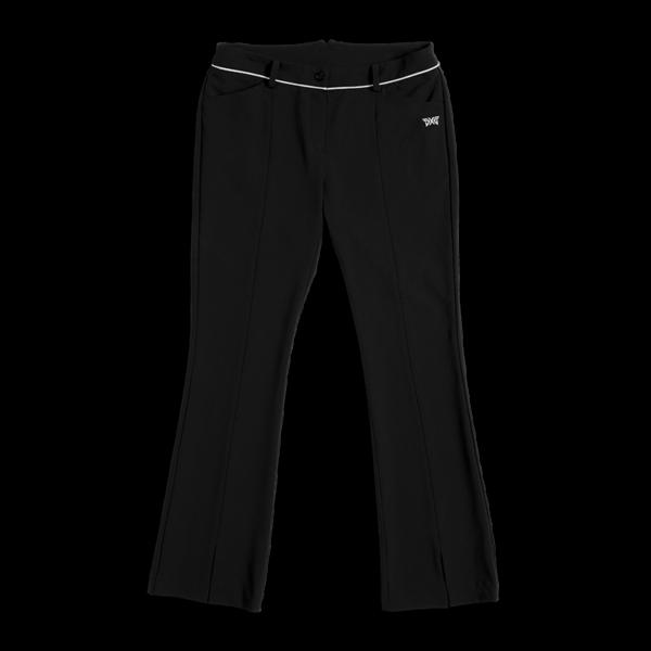 Womens-Front-Slit-Pants-Black-Lay-Flat-800x800