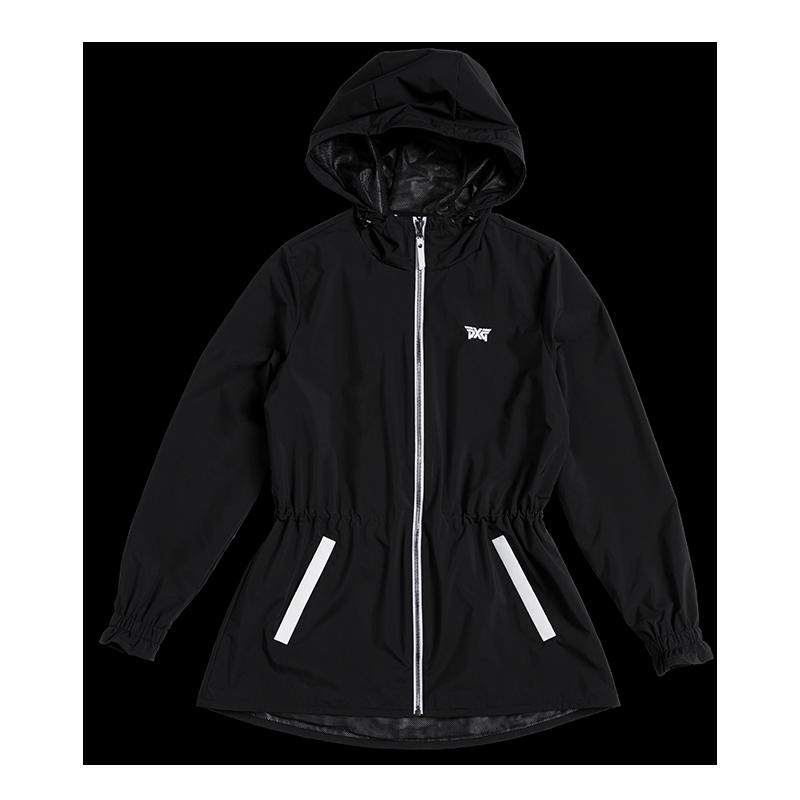 Womens-Hooded-Jacket-Black-Lay-Flat-800x800
