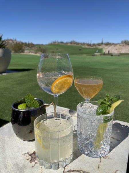 Après Golf Cocktails renee parsons